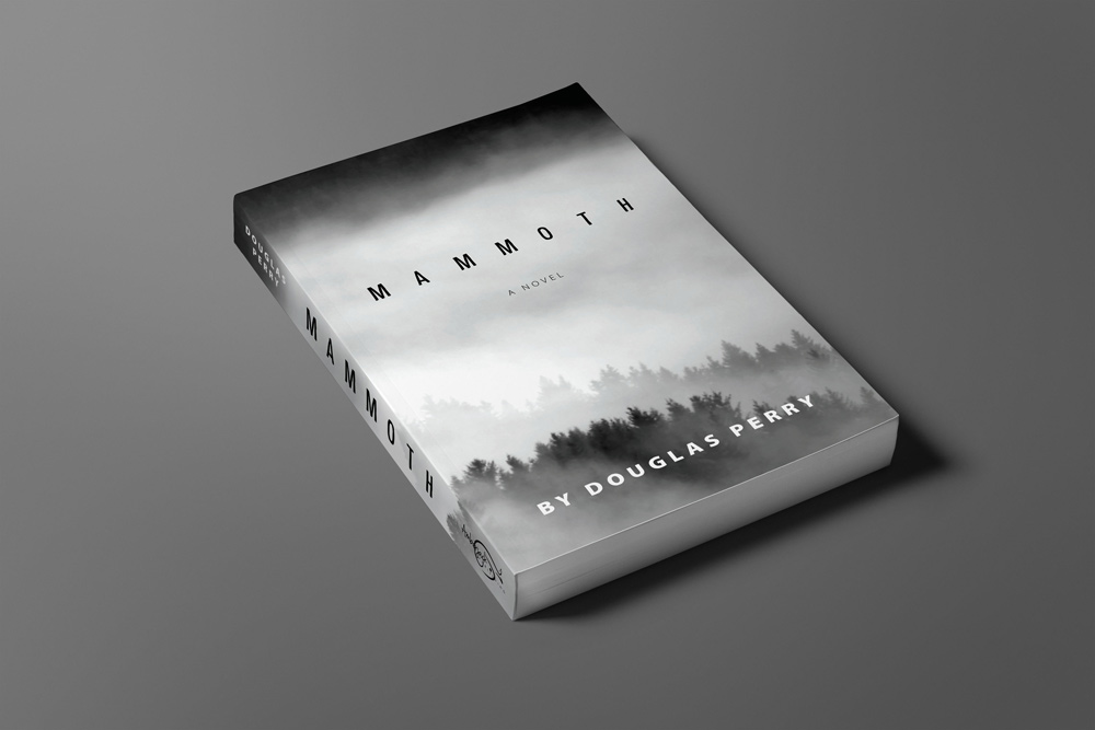 Book Cover Design for Mammoth
