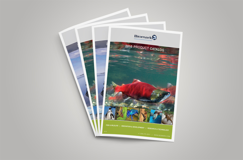 Biomark Catalog and Aquaculture Catalog Design