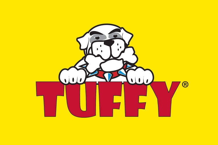 Logo Design for Dog Toy Manufacturer Tuffy, Arizona