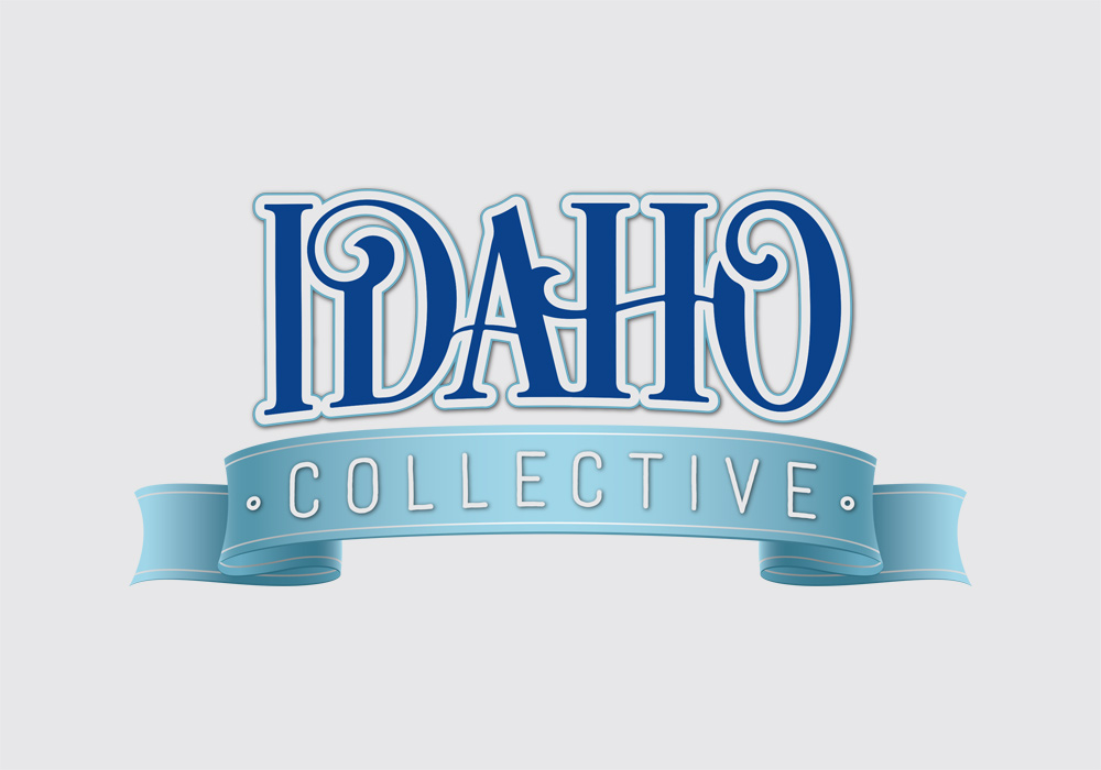 Idaho Collective Logo Design
